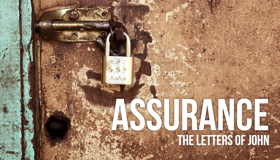 Assurance sermon series from RightConnection Church in Lexington.